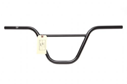 "S&M Credence XL Bar 9.25"" x 30"" Black"